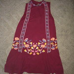 Xhilaration women's tunic/ dress size s